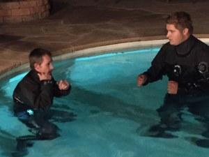 swimming pool leak repairs