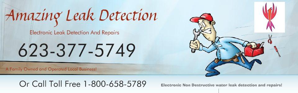 Amazing Leak Detection
